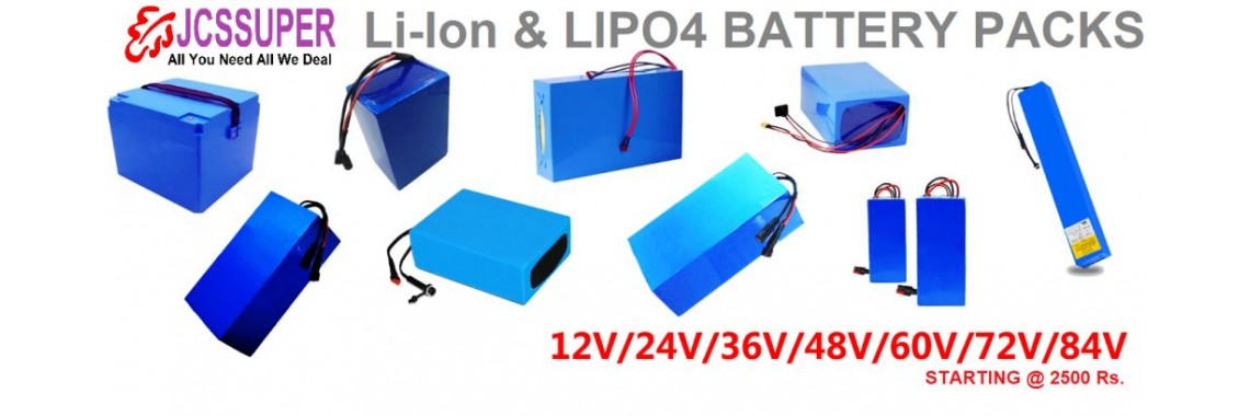jcssuper battery pack