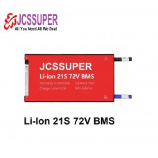 JCSSUPER 21S BMS 72V 40A Li ion Waterproof BMS For Rechargeable Lithium Battery With Same Port