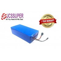 JCSSUPER LITHIUM ION BATTERY PACK 24AH 72V FOR E-Rickshaw E-BIKES 1 YEAR WARRANTY