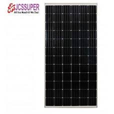 JCSSUPER 330W Solar Panel Mono Crystalline 36v 10 Year Warranty 25 Year Upto 80 Percent Efficiency